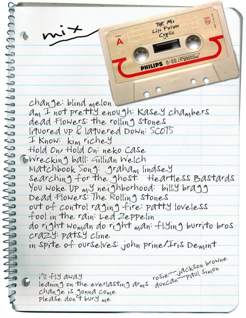 life mix tape