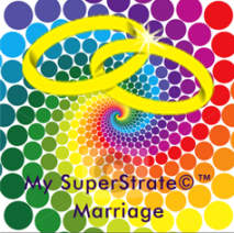 superstrate marriage rainbow